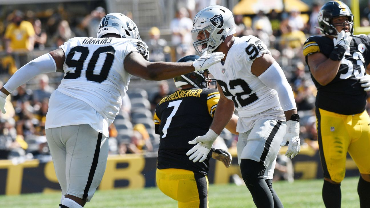 <div>Rating the NFL's 32 biggest surprises so far: Which will continue, and which are a mirage?</div>