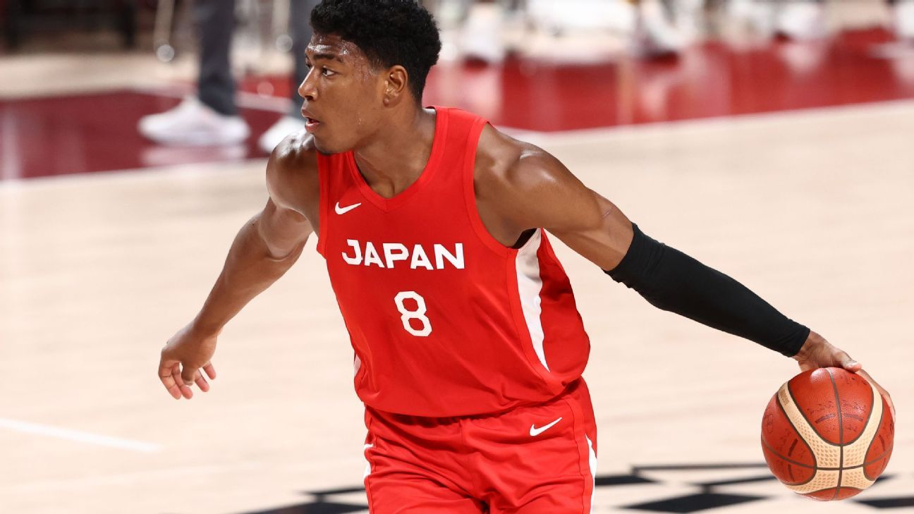 Wizards to open training camp minus Hachimura