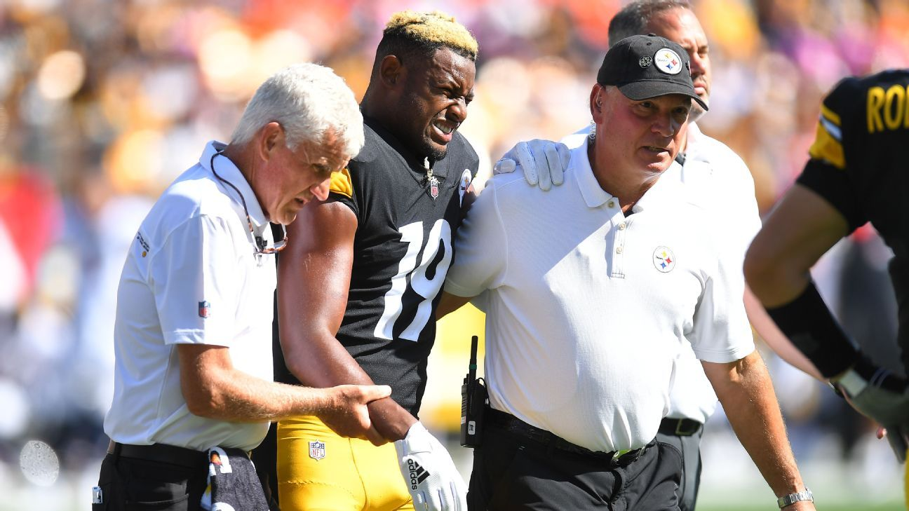 Source: JuJu to have surgery, miss four months