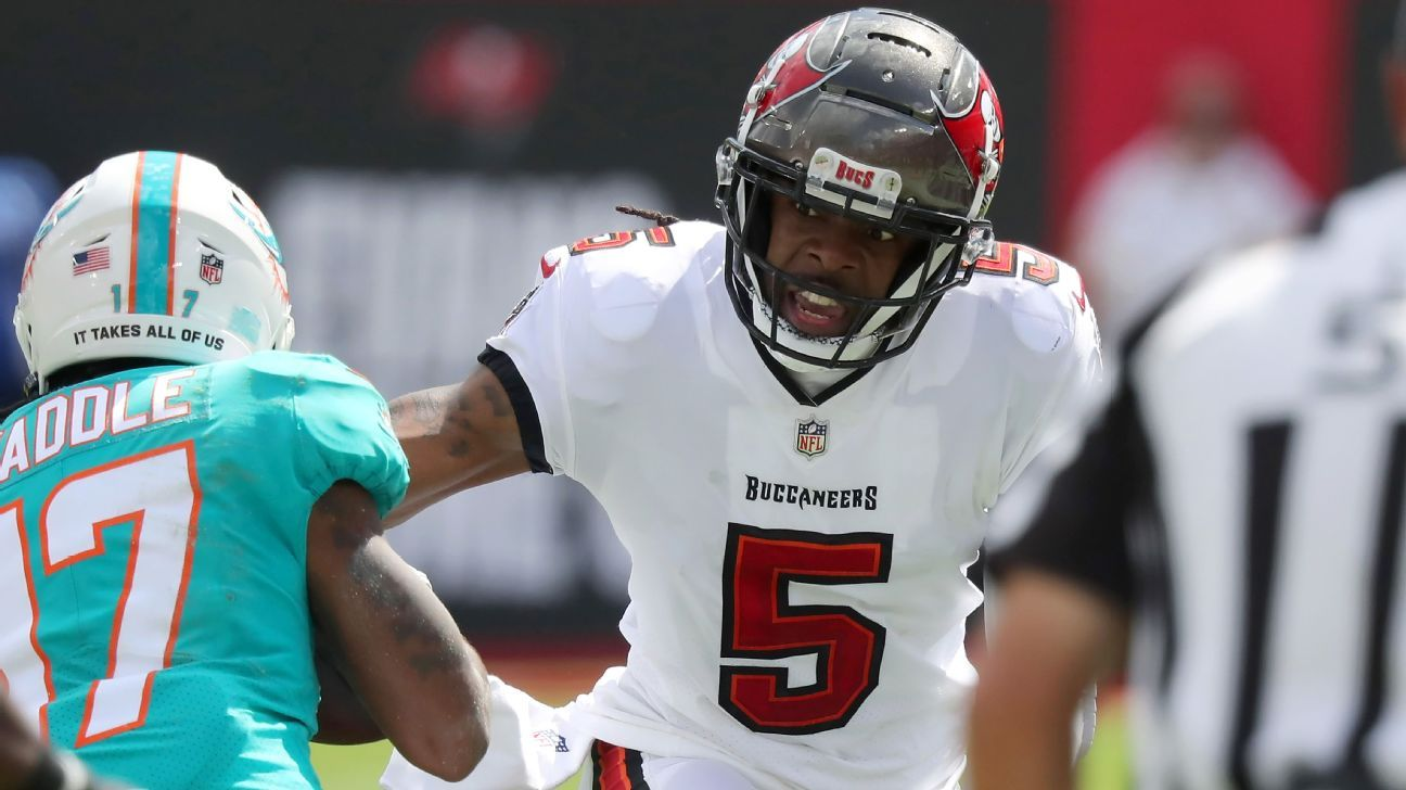<div>How Richard Sherman has lifted the Buccaneers' defensive backs group</div>