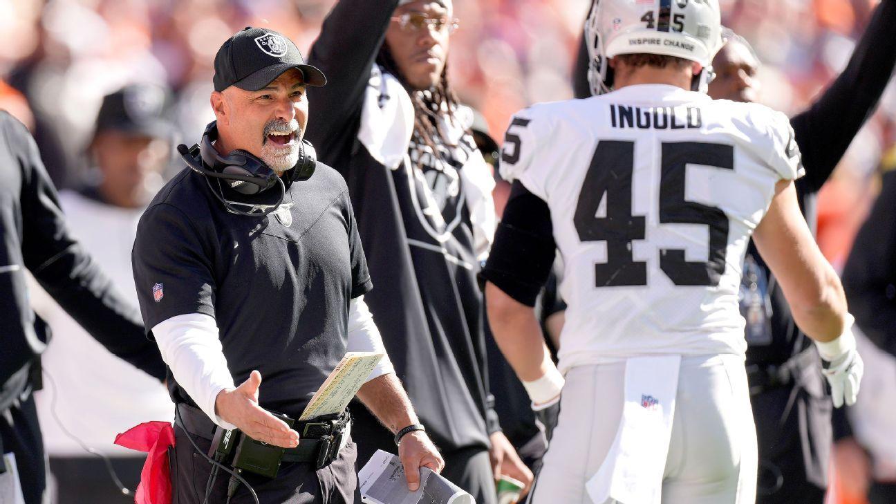 Raiders cap week with emotional win in Denver