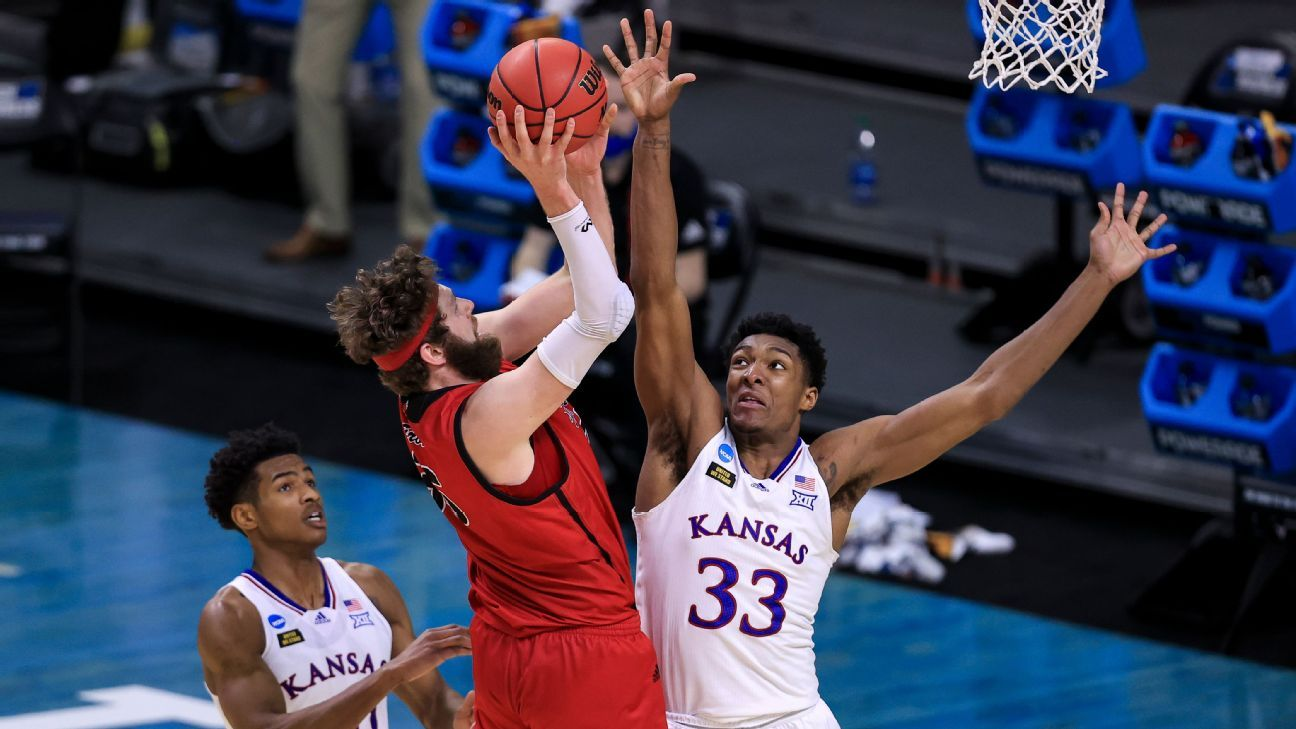 Big 12 2021-22 men's basketball predictions: Stacking Kansas, Texas and Baylor in title race