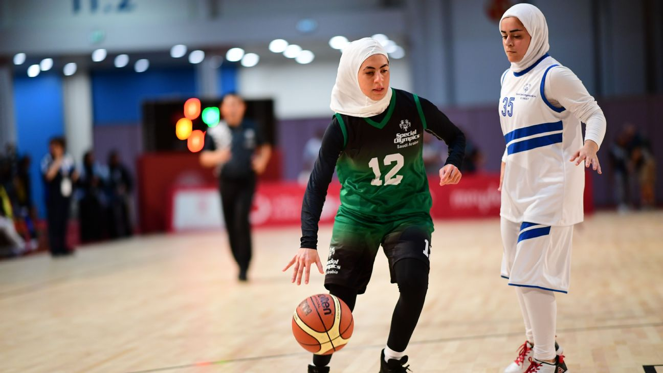 Special Olympics - Find ESPN's Game Changers features here